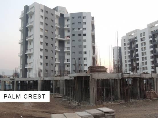Kumar Palmcrest Construction Status