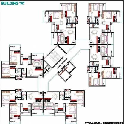 Arihant Abhilasha Cluster Plan