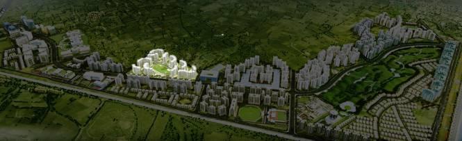 Adani The Meadows Master Plan