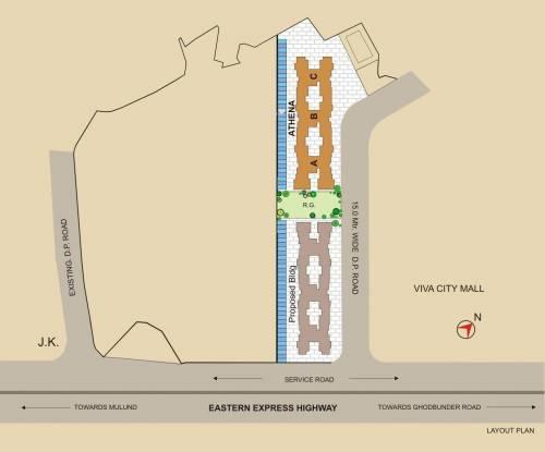 Sheth Athena Site Plan