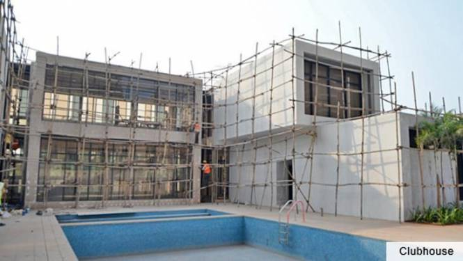 Kalpataru Pinnacle Construction Status
