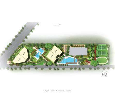 DB Turf View Site Plan