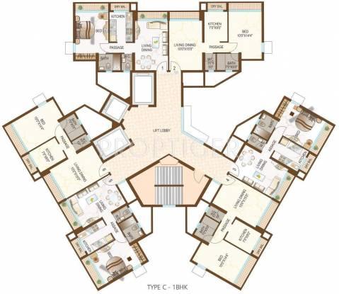 Dynamix Parkwoods Cluster Plan