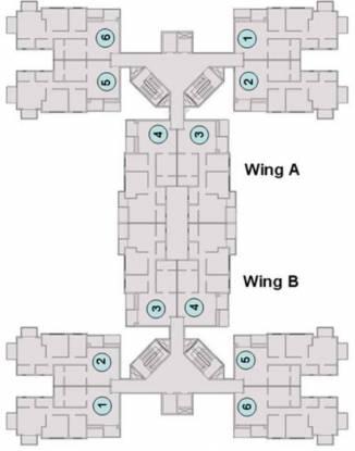 TATA Inora Park Cluster Plan