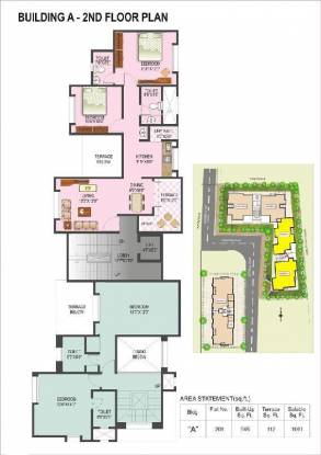OM Vista Residency Cluster Plan
