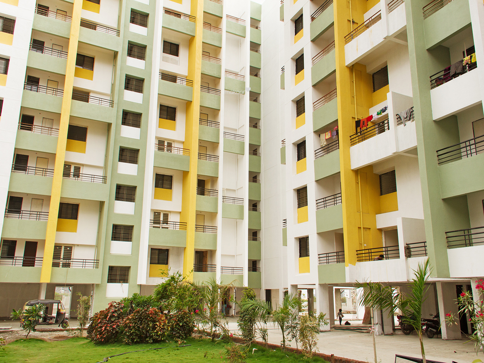 990 sq ft 2BHK 2BHK+2T (990 sq ft) Property By Proptiger In Umang Primo, Wagholi
