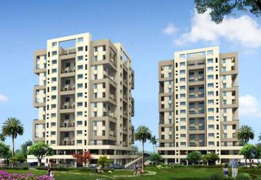 Kolte Patil Margosa Heights Elevation
