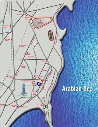 RNA Mirage Location Plan