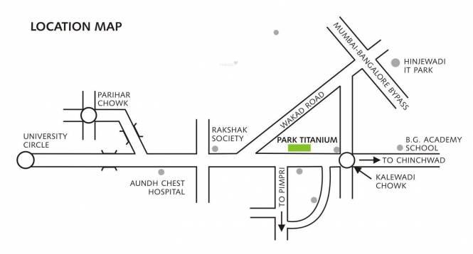Pride Purple Park Titanium Location Plan