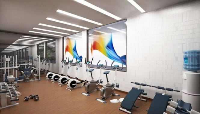 Dheeraj Serenity Amenities