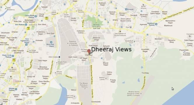 Dheeraj Views Location Plan