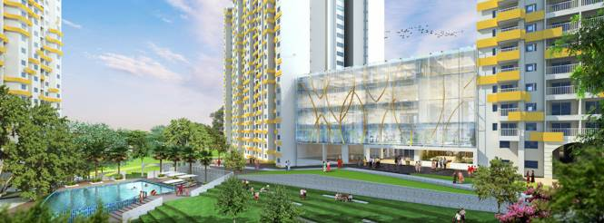Mantri Serenity Elevation