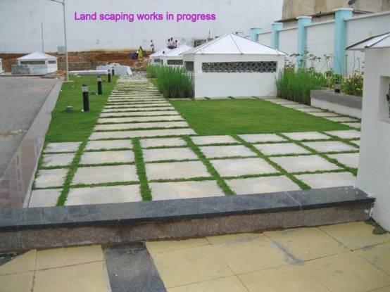 NCC Nagarjuna Aster Park Construction Status