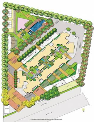 NCC Nagarjuna Aster Park Site Plan