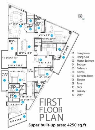 Brigade Crescent Cluster Plan