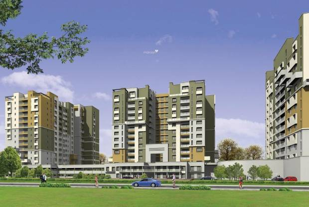 Sobha Petunia Elevation