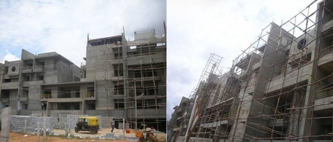 Jain Corona Construction Status