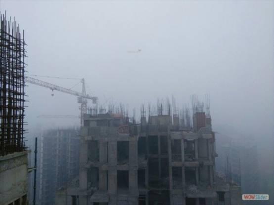 Sikka Kaamna Greens Construction Status