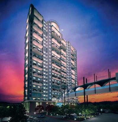 Vaishnavi Terraces Elevation
