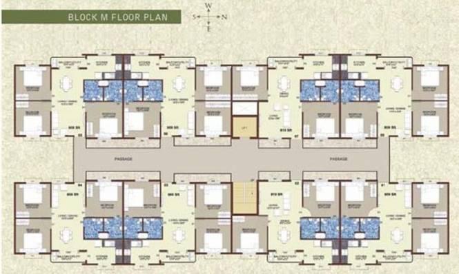 Confident Atik Cluster Plan