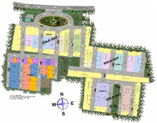 Confident Bellatrix Site Plan
