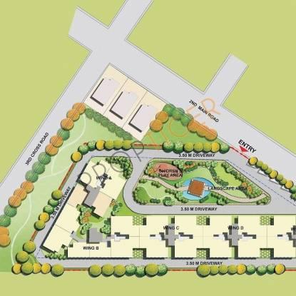 Pride Horizon Site Plan