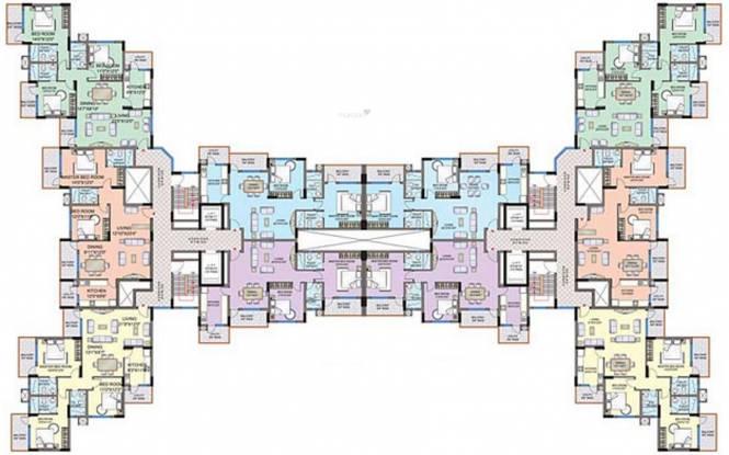 HM Symphony Cluster Plan