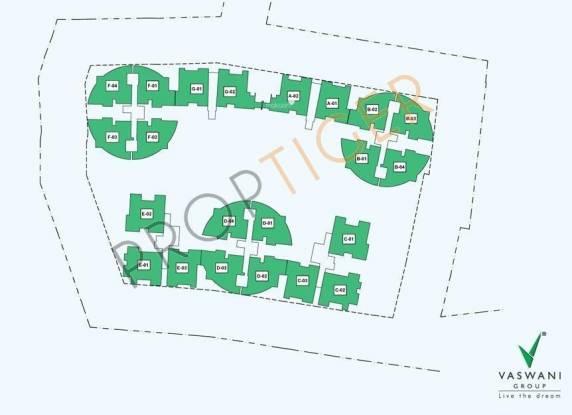 Vaswani Reserve Layout Plan