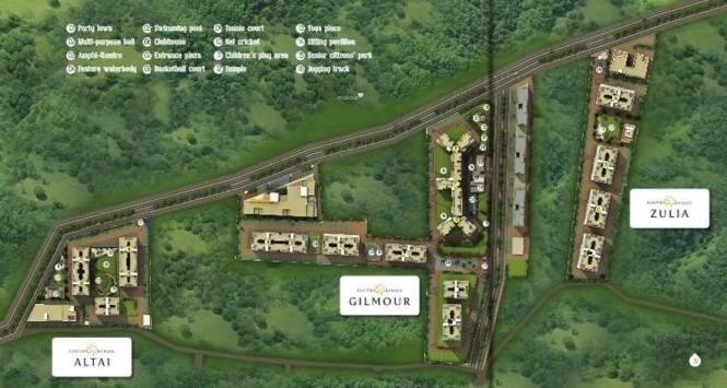 Phadnis Eastern Ranges Site Plan