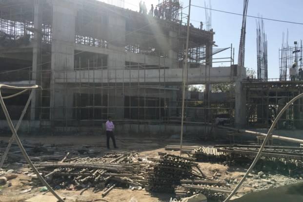 Savvy Swaraaj Sports Living Construction Status