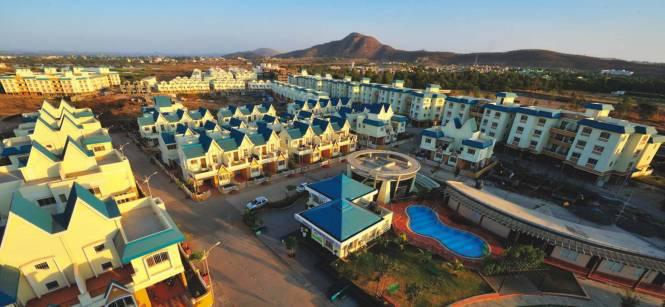 Namrata Flora City Elevation