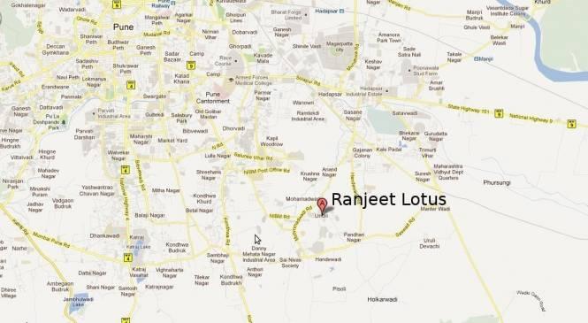 Ranjeet S S Lotus Location Plan