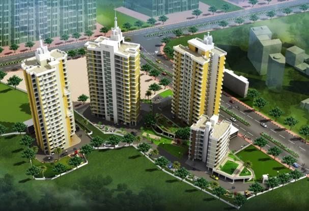 Vijay Vijay Residency Elevation