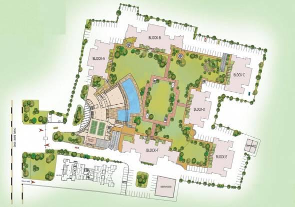 Sureka Sunrise Greens Master Plan