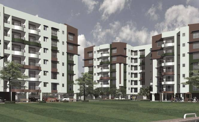 Jain Dream Residency Manor Elevation