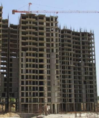 Ramprastha Rise Construction Status