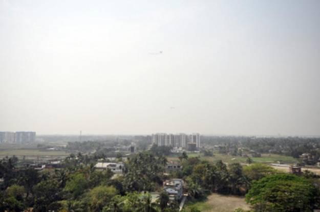 Siddha Xanadu Studio Construction Status