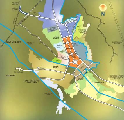 Fort Sunny Fort Location Plan