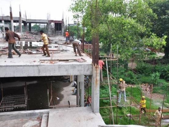 Forum Pravesh Construction Status