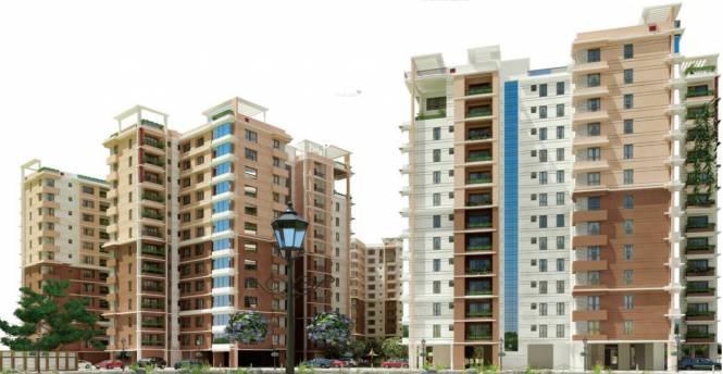 Forum Pravesh Elevation