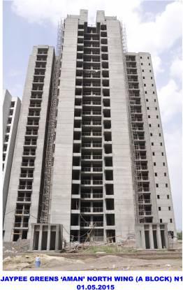 Jaypee Aman Construction Status