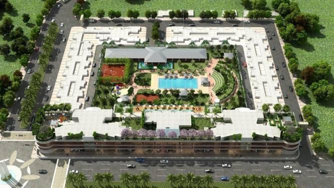 Vijay Orion Layout Plan