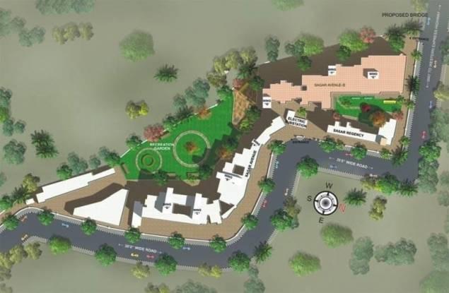 Sagar Avenue 2 Site Plan