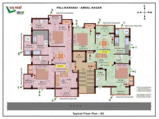 XS Vibe Cluster Plan