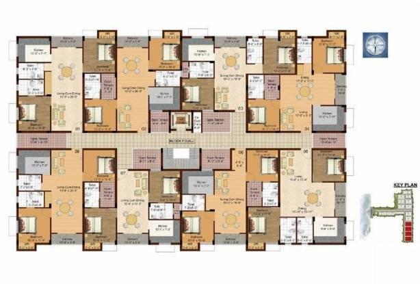 Isha Yara Cluster Plan