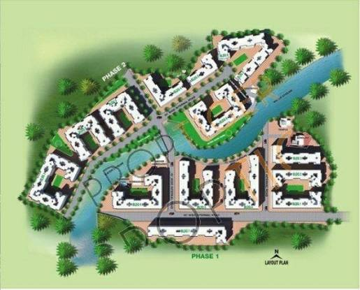 BR Balaji Complex Site Plan