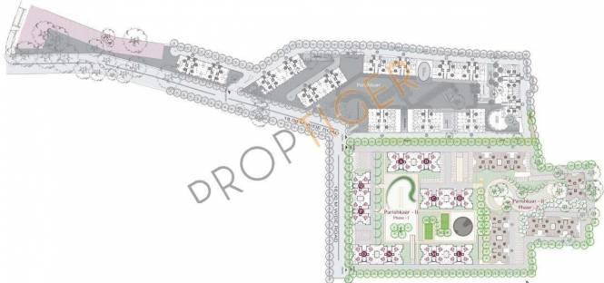 Bsafal Parishkaar II Site Plan