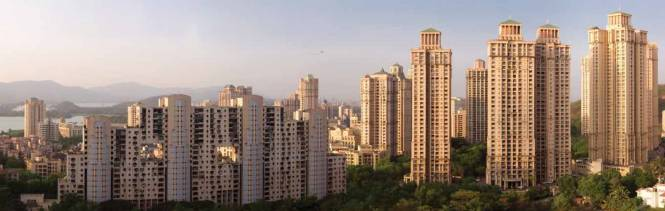 Hiranandani Parks Apartment Elevation