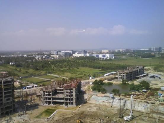 Hiranandani Upscale Construction Status