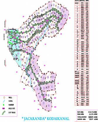 Catalyst Jacaranda Layout Plan